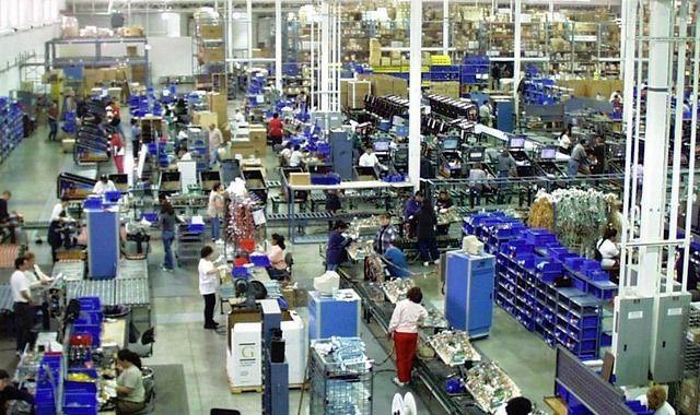 Industria Maquiladora en México