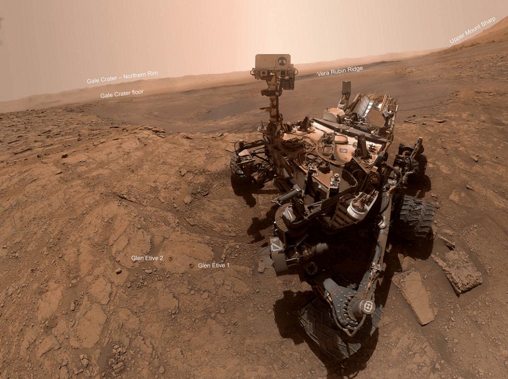 Difunde NASA audio de los sonidos de Marte
