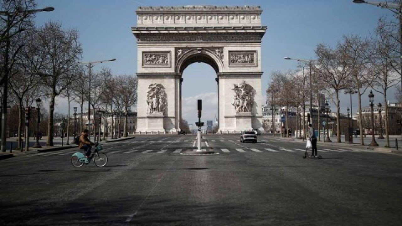 Levantan alerta de bomba en el Arco del Triunfo en París. Noticias en tiempo real