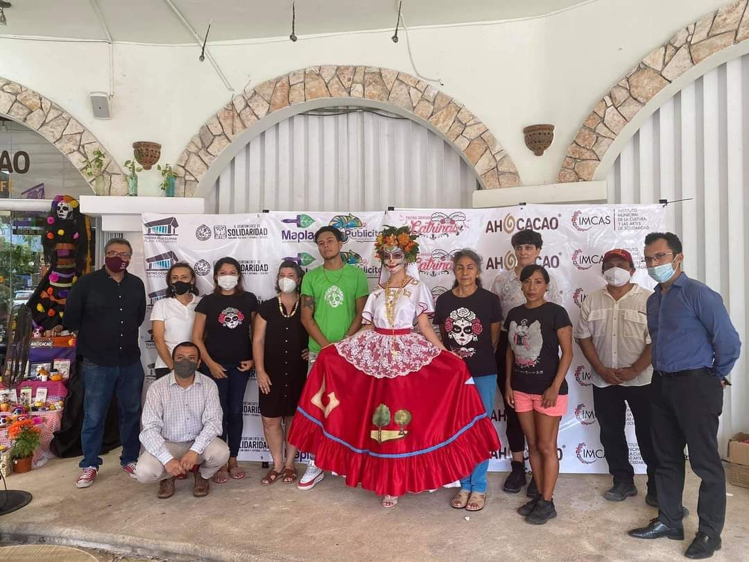 Festival Todas Somos Catrinas presentará espectáculo en el Teatro de la Ciudad. Noticias en tiempo real
