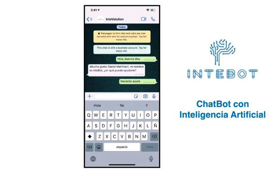 Diseñan universitarios chat inteligente para afianzar relaciones comerciales. Noticias en tiempo real