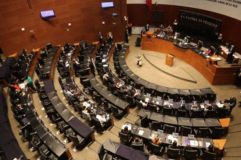 Inicia Senado discusión sobre eliminación de fuero presidencial. Noticias en tiempo real
