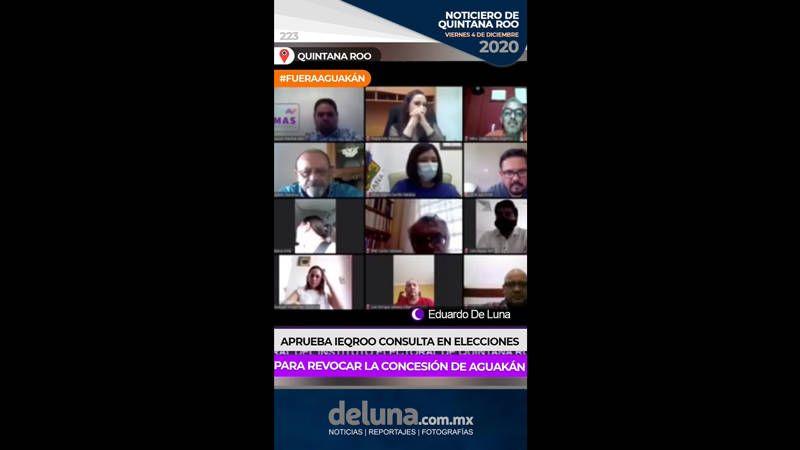 Noticiero de Quintana Roo | Viernes 3 de diciembre 2020. Noticias en tiempo real
