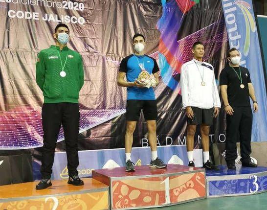 Badmintonistas mexicanos mantienen sueño olímpico