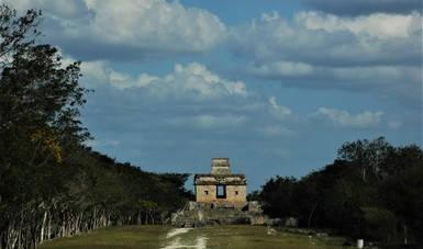 Reabre Zona Arqueológica de Dzibilchaltún en Yucatán