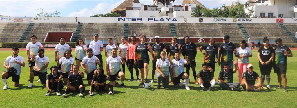Gobierno de Laura Beristain fomenta el deporte incluyente
