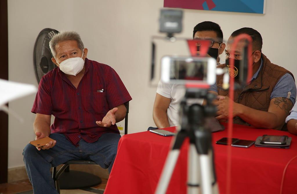 Convoca PT Cancún a conformar comités de defensa de la 4T