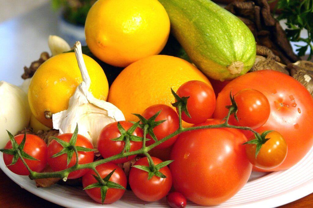 2021 Año Internacional de las Frutas y las Verduras