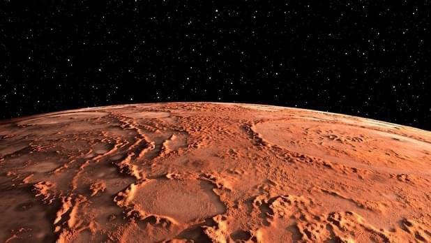 Aterriza el Perseverance en el planeta rojo para conocer si hay vida