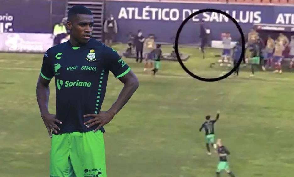 Denuncian posibles actos de discriminación a jugador del Santos Laguna